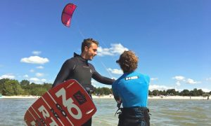KiteMobile kitesurf vakanties school en guiding