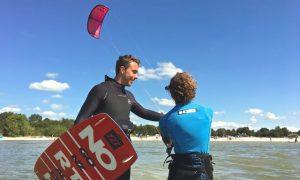 KiteMobile kitesurf vakanties school en guiding