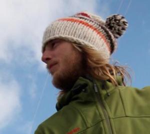 Sietse Postma kitesurf instructeur en opleider watersportverbond