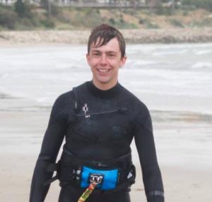 Maarten Steggink kitesurf instructeur