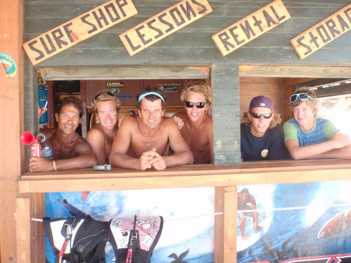 kitesurf vakantie met KiteMobile