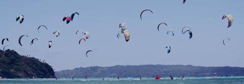 Kitesurf weekend