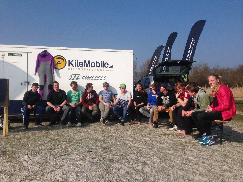 Foto van 10 uur kitesurf cursus