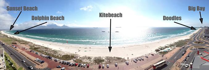 kitemobile, kaapstad, kitesurf, kitesurfen, huis, house vakantie