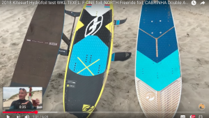 Kite test en review 2018 hydrofoil review