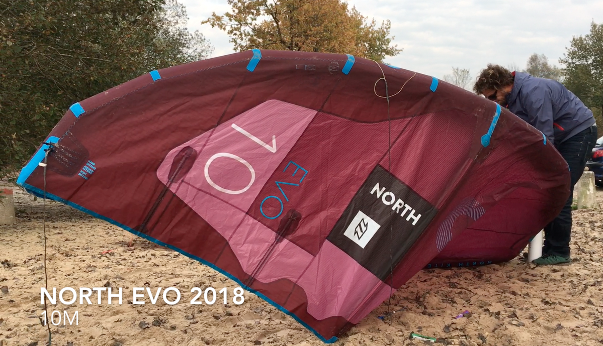 Kitereview North Evo 2018