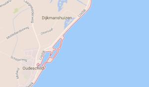 dijkmanshuizen kitesurf spot Texel
