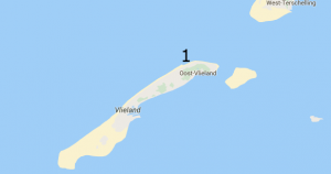 kitesurfen op Vlieland