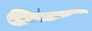 kitesurf spots op Ameland