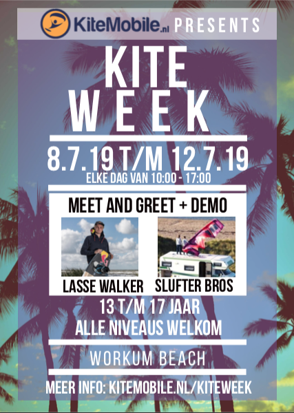 flyer kiteweek workum kitesurf camp