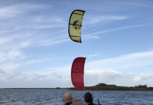 kite review North vs Cabrinha vs Duotone