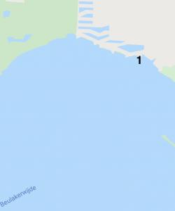 map met kitesurf locatie giethoorn