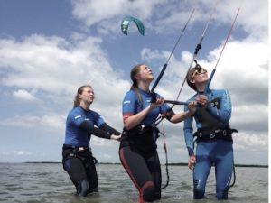 prive voor 2 kitesurf cursus