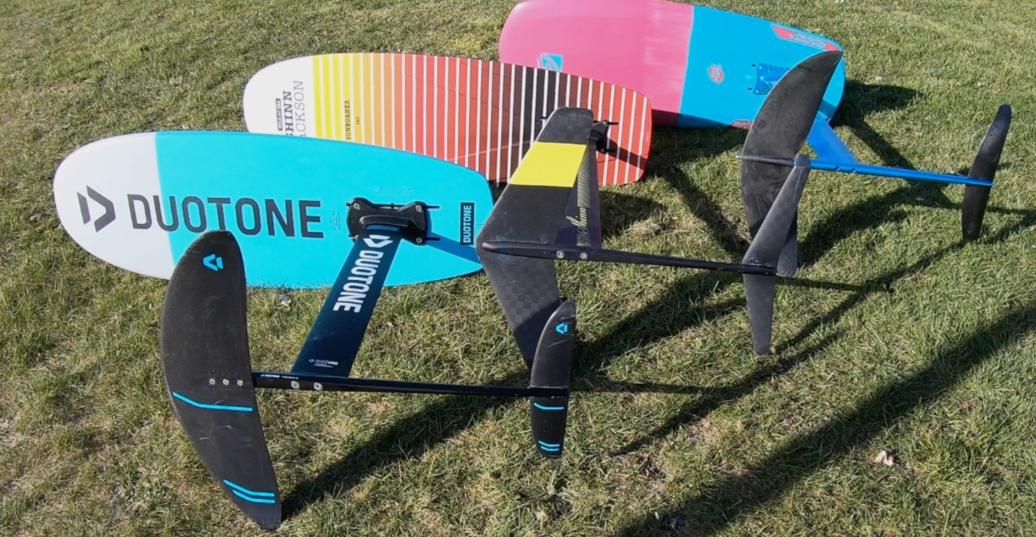 2020 hydrofoil test