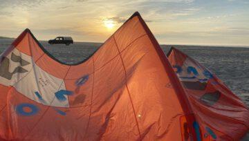 Tweedehands 2020 Duotone kites te koop ( 2e hands)